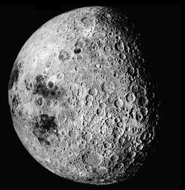La cara oculta de la Luna: ¿Por qué solo podemos ver una cara de la Luna?