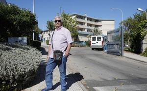 La segunda planta de la residencia Cervantes de Cáceres sigue cerrada tras 4 años