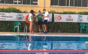 Nadadores olímpicos brillan en Nogales