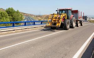 Al ritmo que marca el tractor