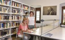La biblioteca de Coria ofrece préstamos en red