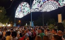 Cruz Roja atendió en el ferial a 84 personas durante las fiestas de Almendralejo