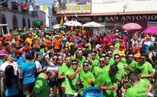 Casi 3.000 personas desfilarán hoy en el Día de las Peñas de Madrigalejo