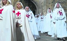 Los templarios, en 'Comando al sol'