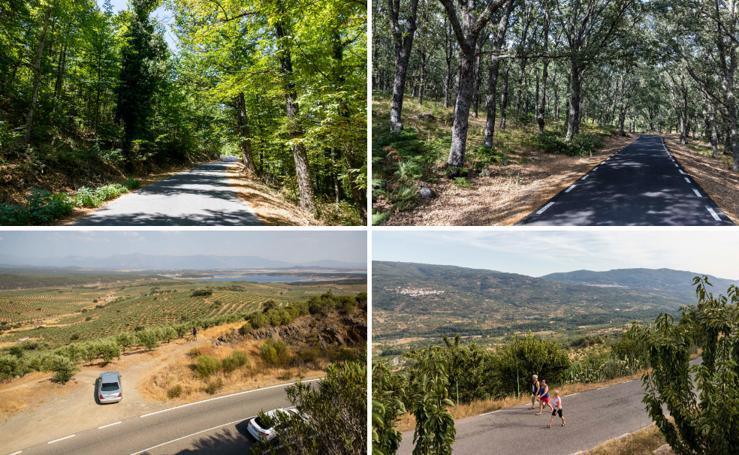 Rincones con encanto de Extremadura | Caminos de asfalto que merece la pena recorrer para disfrutar de vistas y paisajes