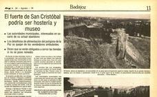 El fuerte de San Cristóbal podría ser rehabilitado como hostería y museo