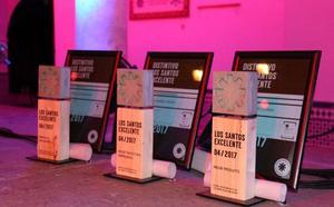 El Ayuntamiento de Los Santos de Maimona otorga sus premios 'Excelente'