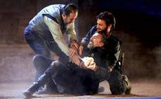 'Tito Andrónico' cierra el Festival Internacional de Teatro Clásico de Mérida