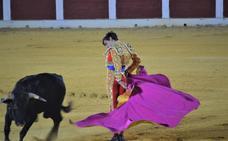 Perera, Acebo y Olivera, en la final del Certamen de Tauromaquia en Cabeza la Vaca