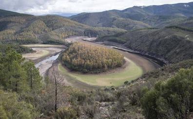 La Junta adjudica por 182.720 euros las obras para mejorar los accesos al meandro del Melero, en Las Hurdes