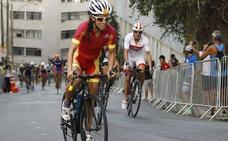 El relevo español, con Miriam Casillas, acaba en el puesto 17 del test para Tokio 2020