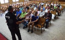 El jefe de la Policía y los jinetes llegan a acuerdos para circular por Trujillo
