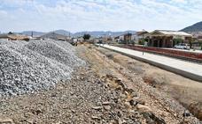 Arrancan los trabajos de mejora de la estación de tren de Cabeza del Buey