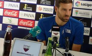 Álex López, listo para ser clave en el Extremadura