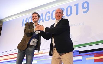 El PP registra 'Extremadura Suma' para posibles coaliciones electorales