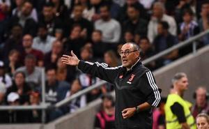 Sarri se pierde el inicio de temporada de la Juventus por una neumonía