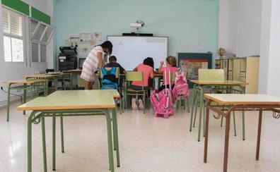 Extremadura tiene el menor número de alumnos por aula de todo el país