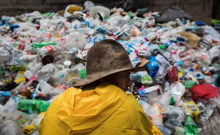 La basura sale del mar y encuentra un camino reciclable en Venezuela