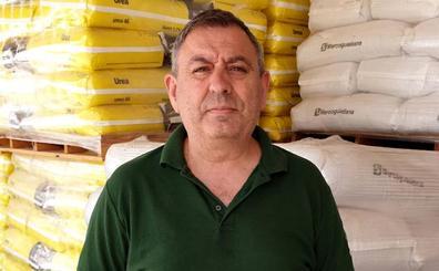 José Mª Cano: «La incorporación de jóvenes agricultores está algo parada»