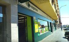 La Policía busca a los dos atracadores de un Carrefour Express en Badajoz