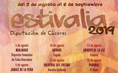 Entavía desplegará su flamenco-folk, hoy en la plaza de la Constitución de Arroyo de la Luz