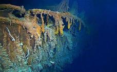 El Titanic, 107 años después de la tragedia