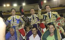 La plaza de toros acogerá en la Feria de Mérida dos eventos solidarios y otro de recortadores
