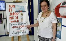 La Bonoloto deja en Badajoz un premio de 400.000 euros