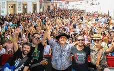 Quintana celebra hoy el día grande de la Feria con música y diversión en la calle
