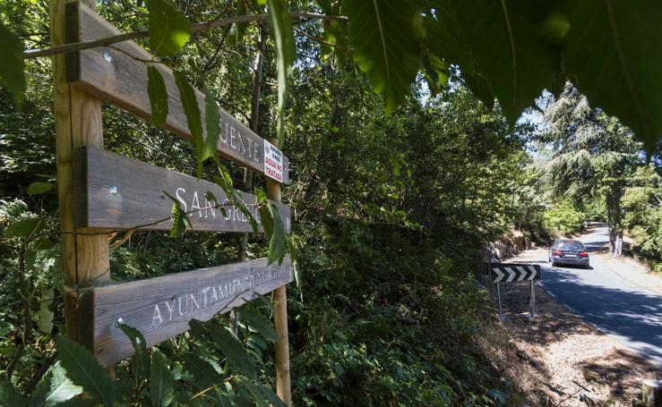 Hervás: Un bosque de cuento