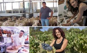Extremadura defiende su carne