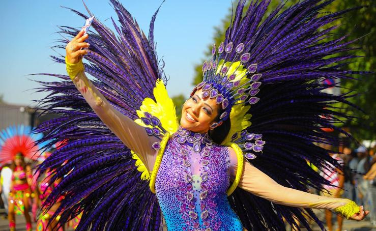 Desfile de Carnaval de Notting Hill