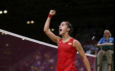 Carolina Marín quiere volver a gritar de alegría