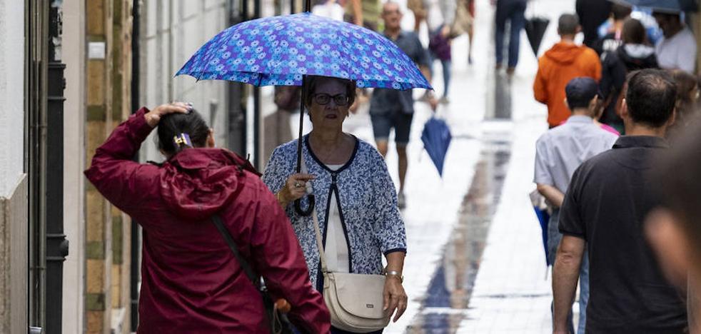 La Aemet contabiliza 2.776 rayos en Extremadura por las tormentas del lunes