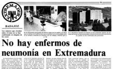 No hay casos de intoxicados por aceite de colza en Extremadura