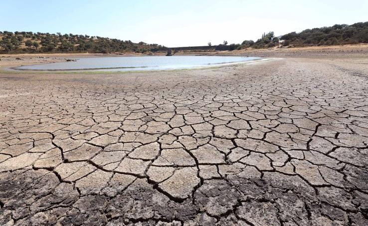 Seis pueblos de la comarca de Mérida inician restricciones en el consumo de agua