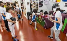 La feria del deporte de Plasencia reunirá 42 stands en la plaza de abastos