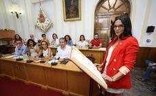 Pilar Amor y Manuel Martínez, las nuevas caras del equipo de gobierno de Mérida