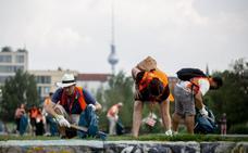 Turismo de escoba en Berlín