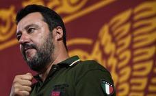 El agosto más loco de Salvini