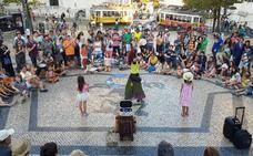 La maga Patri Zenner representa a España en un festival de magia luso