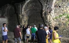 Los restos de la ermita de los Santos Mártires, entre los atractivos de la III Noche en Blanco