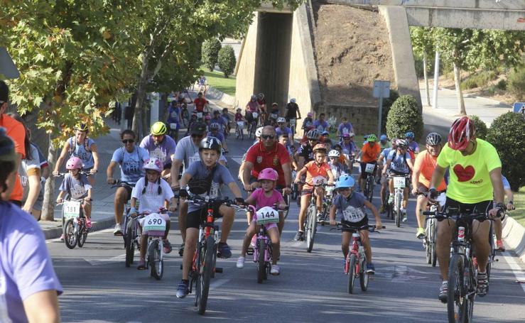 Mérida celebra el Día de la Bicicleta