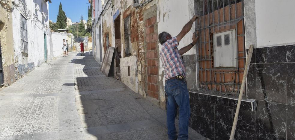 Los últimos inquilinos del Campillo de Badajoz