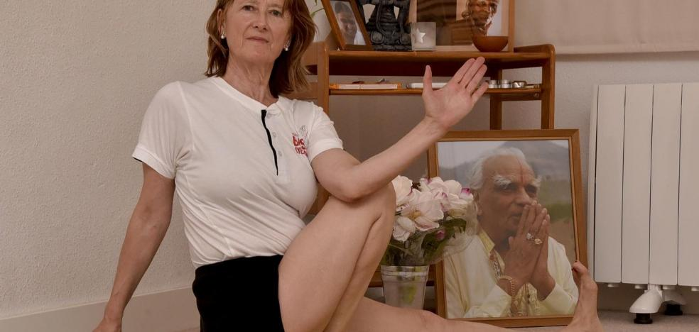 Un cuarto de siglo de yoga en Badajoz