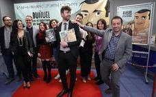 Fermín Solís firmará ejemplares de su cómic sobre Buñuel