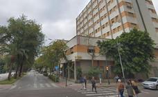 Un anciano sufre trauma craneal tras ser atropellado frente a los juzgados de Badajoz