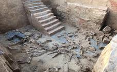 Diferencias económicas paralizan las excavaciones del Turuñuelo