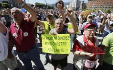 Sánchez propone blindar las pensiones por ley y frenar los abusos de los alquileres