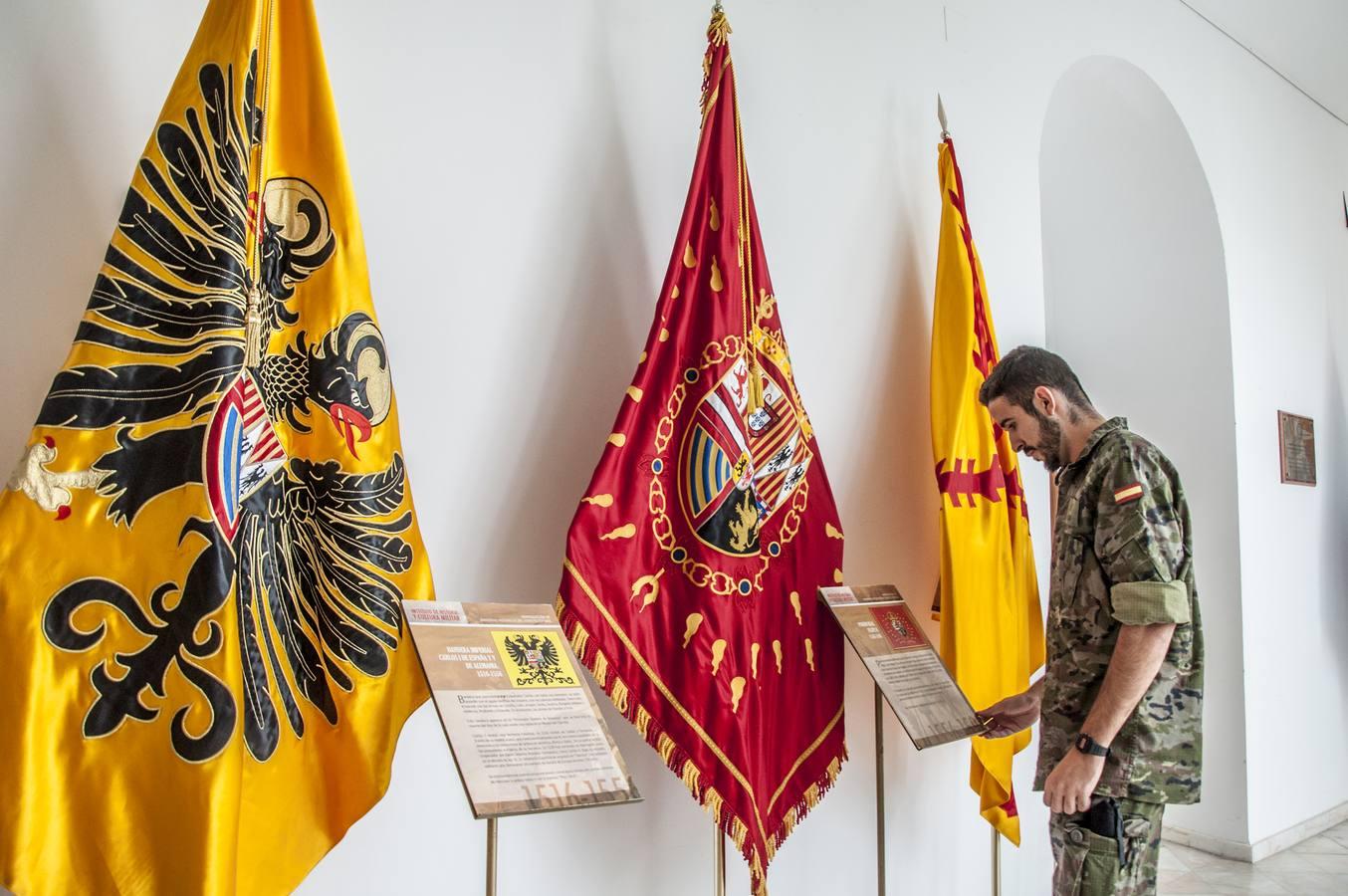 'Extremadura XI' inaugura un ciclo de exposiciones en el Palacio de Capitanía